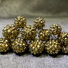 *High Quality* Strass, gold, HotFix